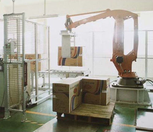 NF200码垛机械手