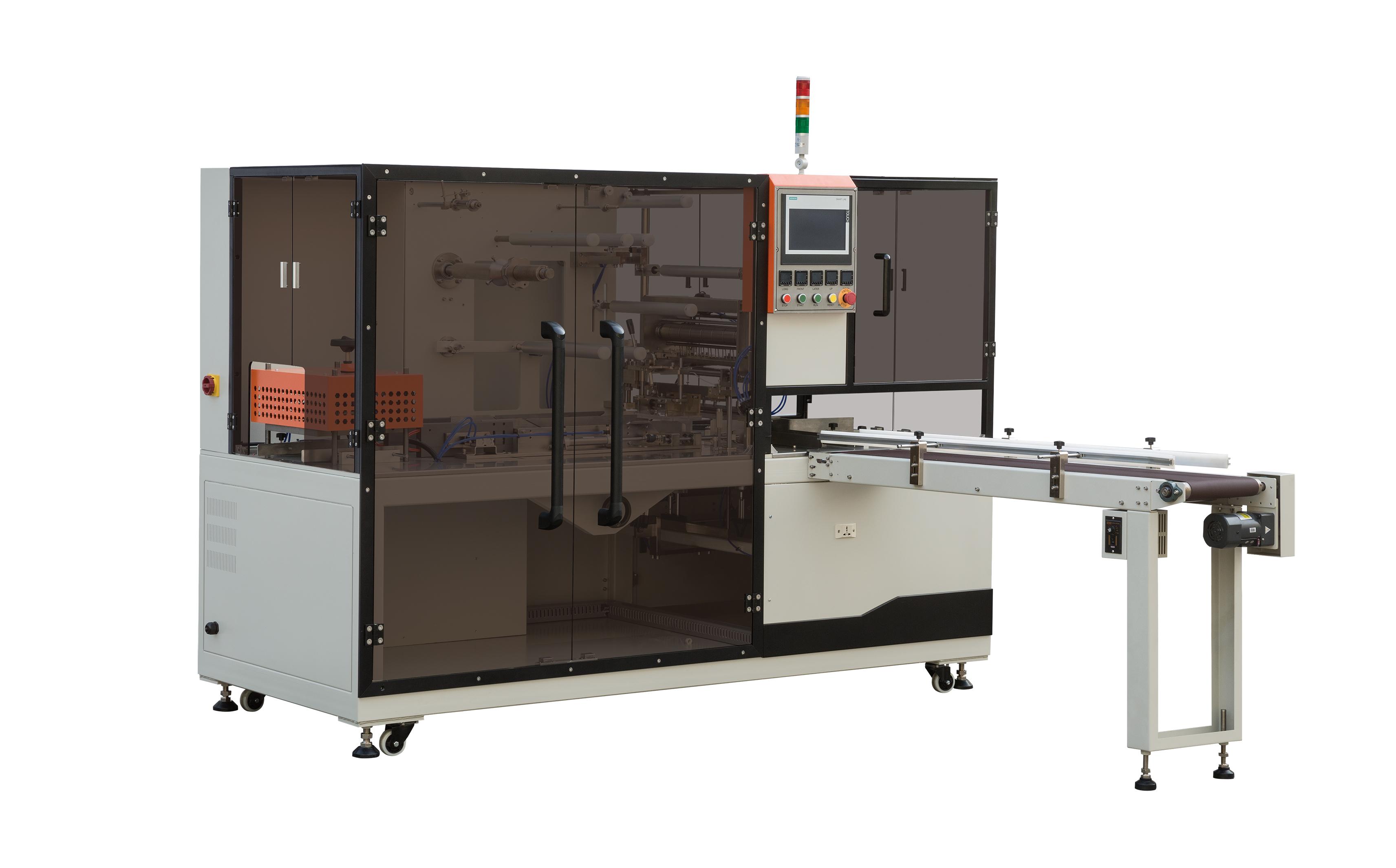 JKB-400透明膜三维包装机